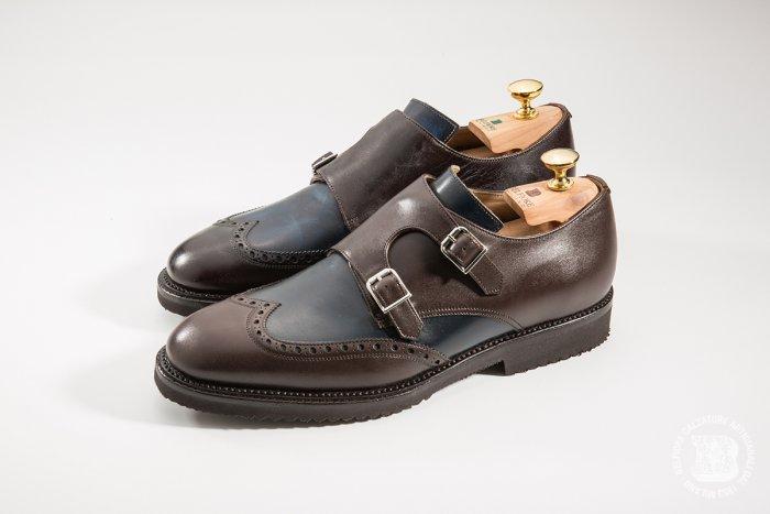 Monk strap  storia di una calzatura senza tempo - Calzature Belfiore ... 1ef729c7966