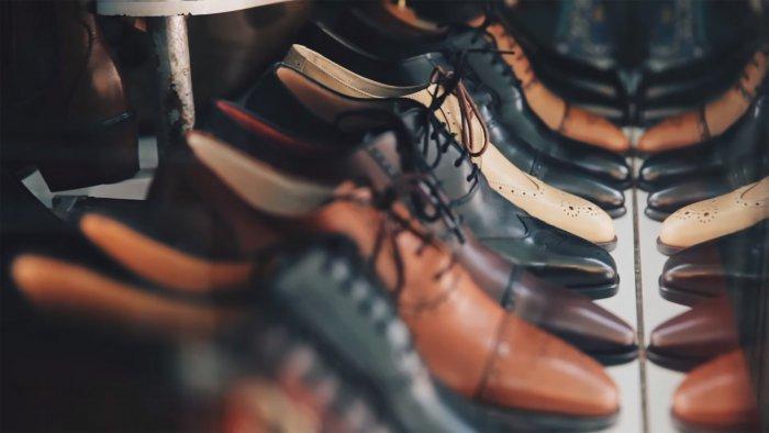 Scarpe francesine da uomo