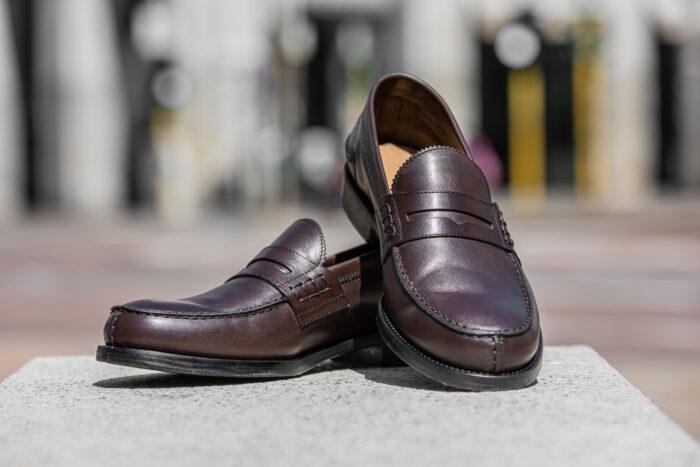 Scarpe eleganti uomo per l'ufficio